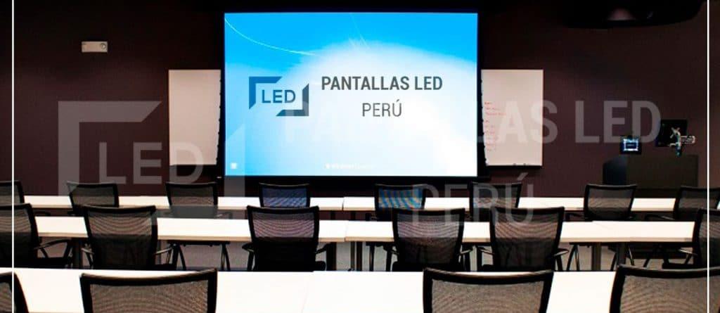 PANTALLAS LED PARA CORPORACIONES